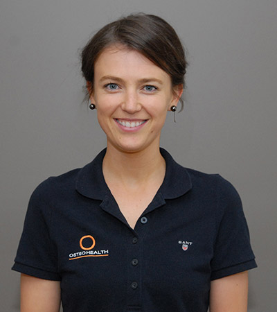 Madeline Wright- Physiotherapist