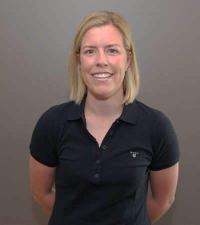 Kate Johnson- Osteopath