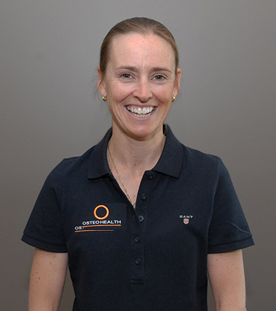 Lisa Barry- Physiotherapist